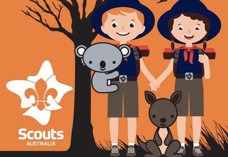 Australia Scout Badges