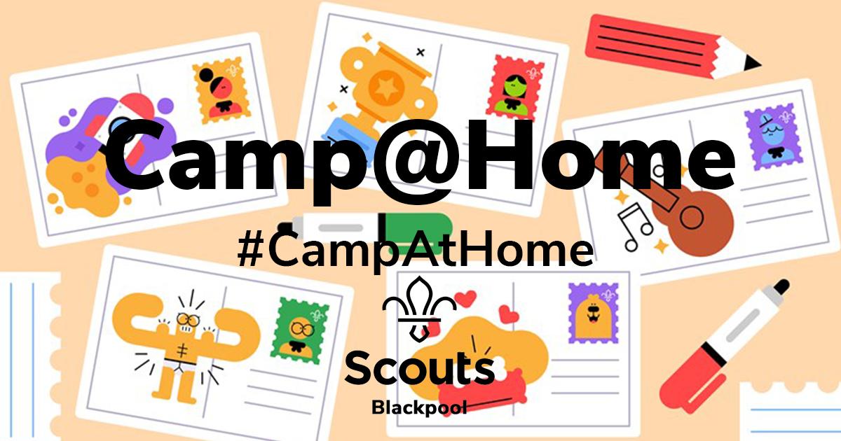 Camp @ Home