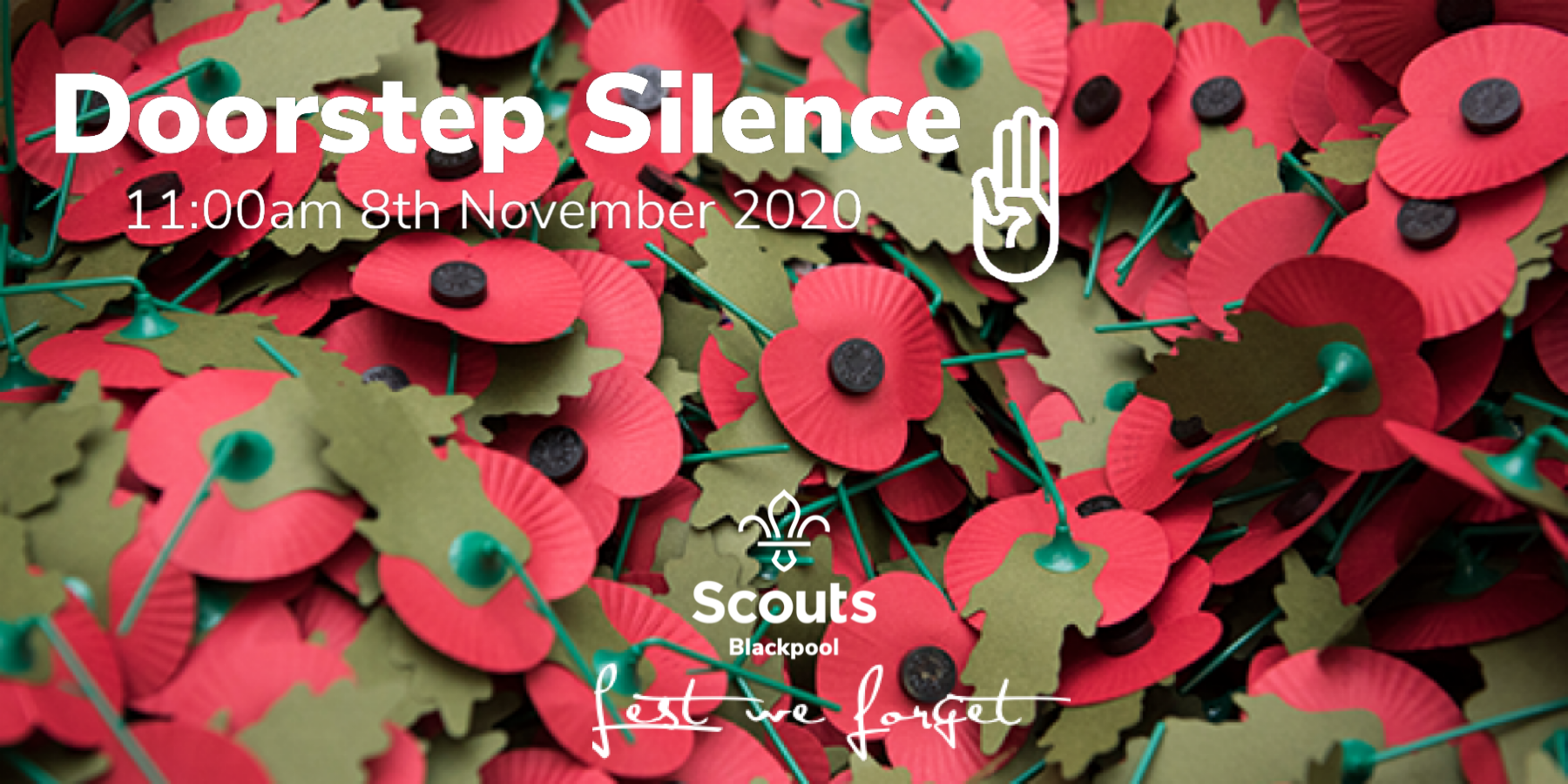 Silence for our Soldiers