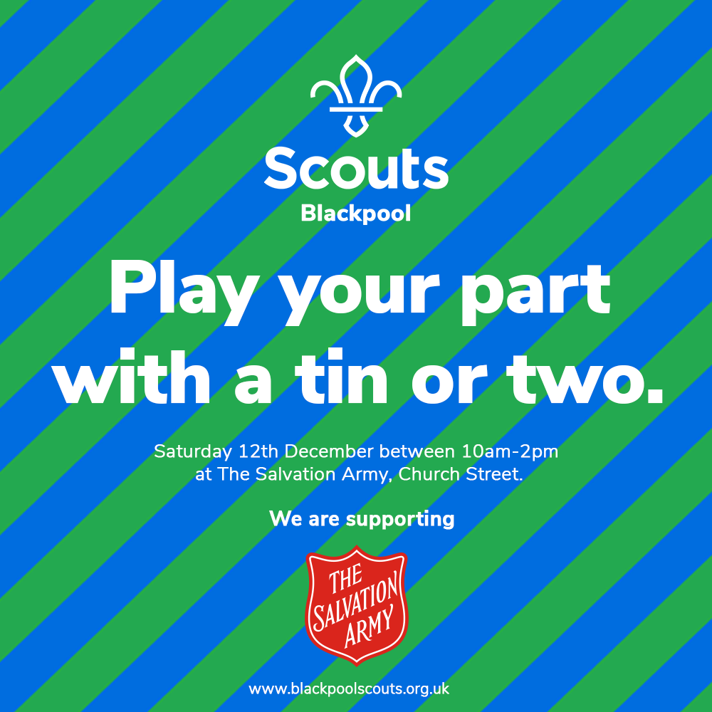 Donate A Tin Or Two