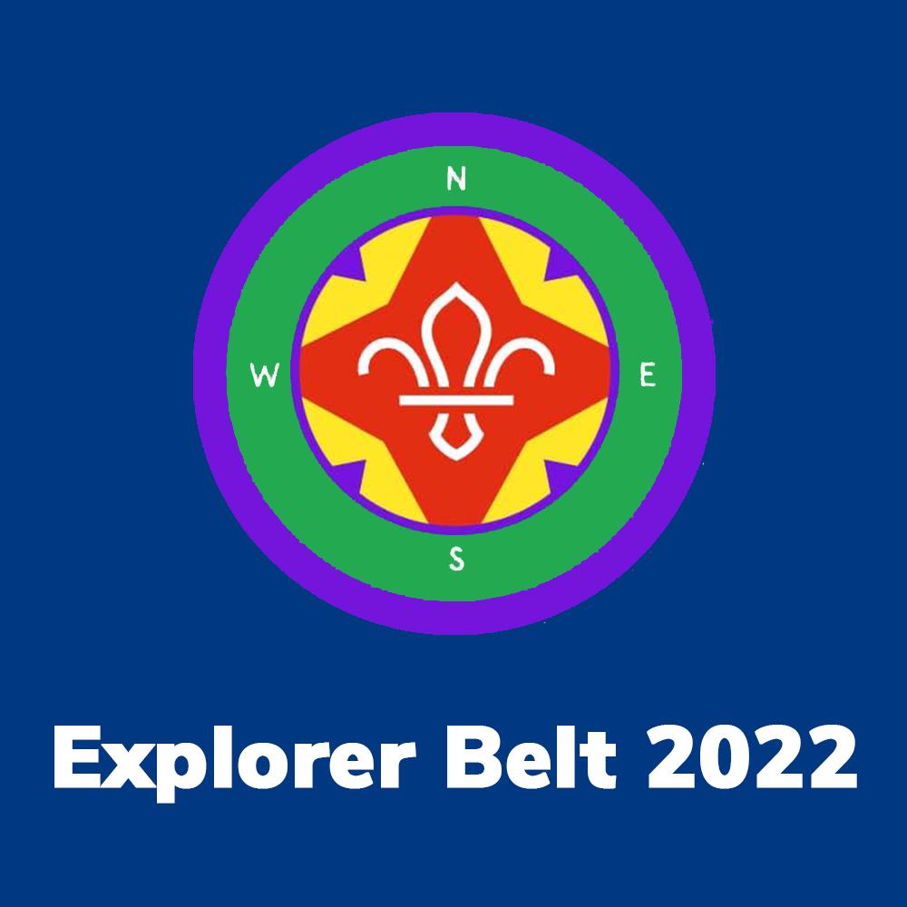 Explorer belt 2022